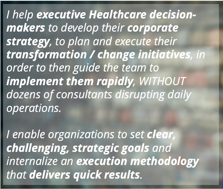 healthcare strategy guidelines